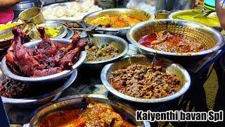 வெறித்தனமான கறி வண்டி - Jinna Bai Kadai - T Nagar - Chennai street Food