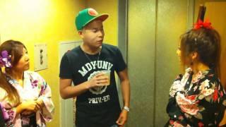 2010.8.28POPPING SHOWER@JsBAR DJ HALインタビュー