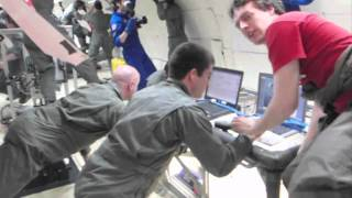 NNU Engineering Students Fly with NASA's Microgravity Program (in-flight video)(Watch NNU engineering students run experiments with a hydrophobic material in Zero-G with NASA. You can learn more about the engineering program at ..., 2011-04-06T15:09:07.000Z)