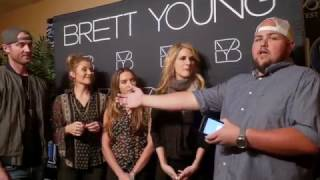 B.S. Backstage: Brett Young & Runaway June!