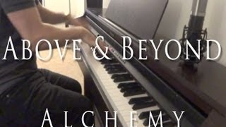 Above and Beyond - Alchemy (Evan Duffy Piano Cover)