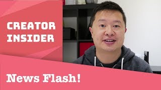 YouTube News Flash 5! thumbnail