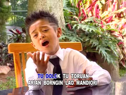 Bastian Simbolon, Aldi Siregar - Loja Ni Dainang (Official Lyric Video)