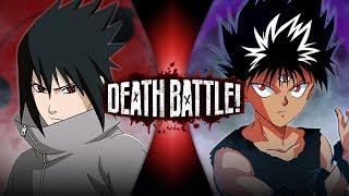 Download Sasuke VS Hiei (Naruto VS Yu Yu Hakusho) | DEATH BATTLE! Mp3 and Videos
