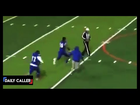 High School Football Player Charged After Taking Down Referee