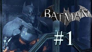 Batman Arkham Origins: Cold Cold Heart DLC - Gameplay Walkthrough Part 1