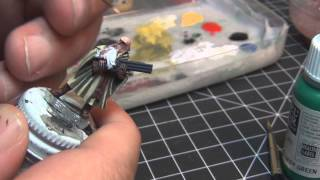Basic Miniature Painting with just 6 colors