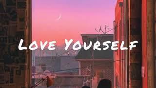 Justin Bieber-Love Yourself(slowed)