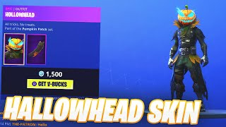 HOLLOWHEAD SKIN! Fortnite Item Shop October 13th, 2018! Today's Fortnite Daily Store Items!