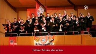 FC Bayern-Hymne für die Champions League - Münchner Philharmoniker