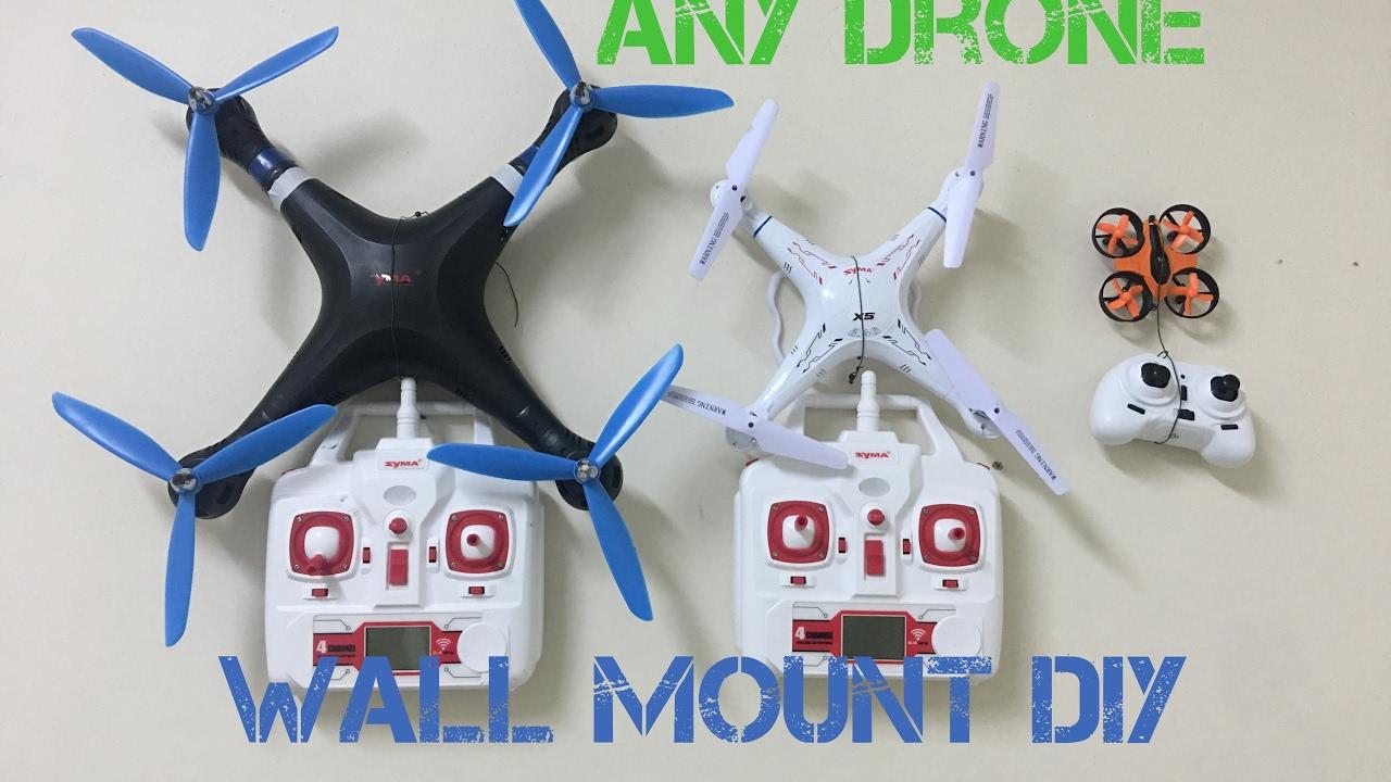 1drn Drone Wall Decal Wall Vinyl Sticker UAV Home Interior Removable Bedroom Decor