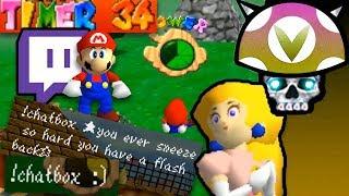 [Vinesauce] Joel - Interactive Mario 64 HIGHLIGHTS
