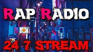 24/7 Live Rap Music Radio | RAP, HIP-HOP