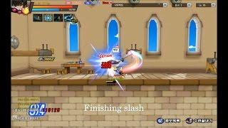 [Elsword KR]150806 Blade master Renewal