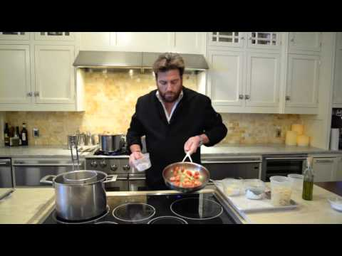 ForbesLife: Cooking Midnight Pasta With Chef Scott Conant