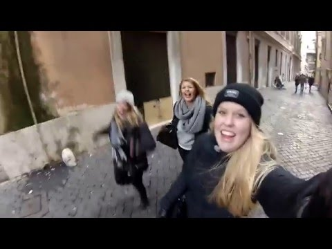 CouchSurfing Rome GoPro3