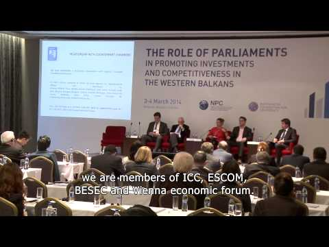 Regional Parliamentary Conference on State Aid, Competition and Foreign Direct Investments - PANEL 4