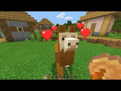 how-to-tame-and-ride-a-llama-in-minecraft