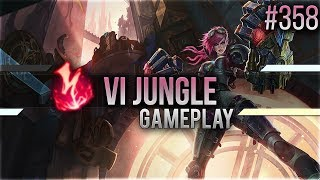 Vi (Jungle): Soraka vs Urgot Top??? #358 [Lets Play] [League of Legends] [German / Deutsch]