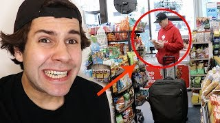 CAUGHT MY BEST FRIEND STEALING FROM STORE!!