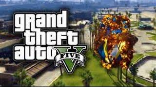 World's Biggest GTA V Explosion!!