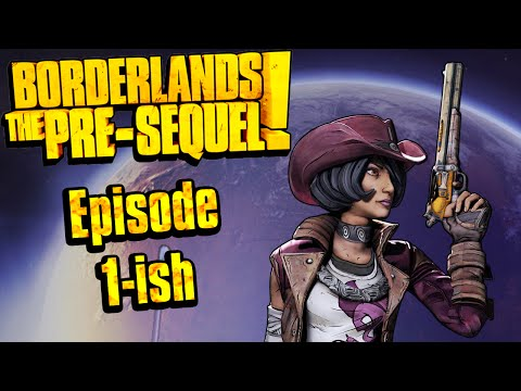 Borderlands The Pre-Sequel: Shoot the Enemy