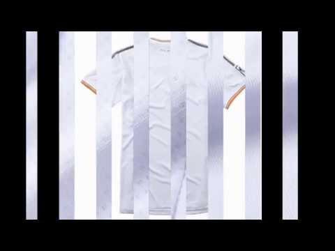 Nueva camisetas de futbol del Real Madrid  2013 2014 baratas
