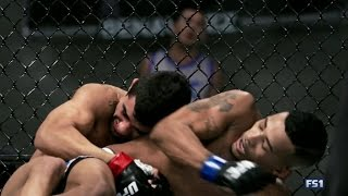 Fight Replay: No. 7 Ronaldo Candido vs. No. 15 Eric Shelton | THE ULTIMATE FIGHTER