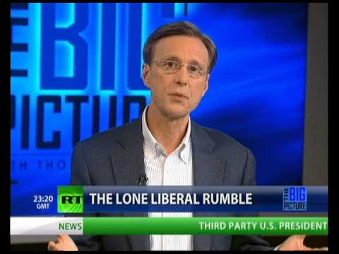 Lone Liberal Rumble - Worst political stunt ever?
