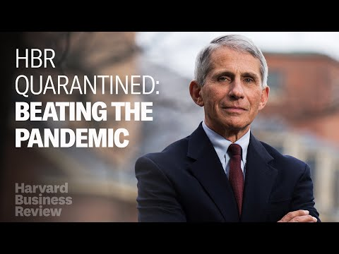 Dr. Anthony Fauci on What It Will Take to Beat the Pandemic