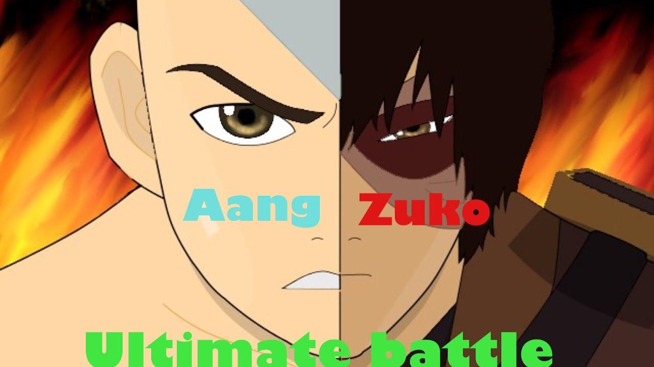 Zuko vs aang