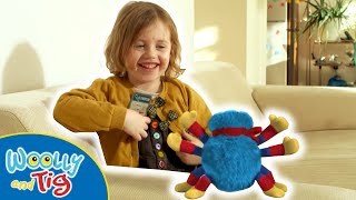 Woolly and Tig - Looking After Tig | TV Show for Kids | Toy Spider