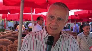حسين عناني من الإفطار الجماعي احتفالُا بالانتهاء من مشروع اللائحة