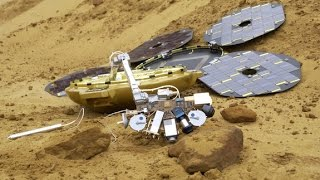 Uk's Lost Beagle 2 Mars Lander, Missing Since 2003, Found In Nasa |  January 16, 2015