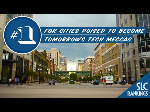 SLC Economic Development Week Video