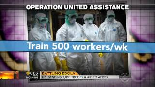 Pestilence : Obama to send 3,000 US Troops into West Africa to fight the Ebola Virus (Sept 16, 2014)