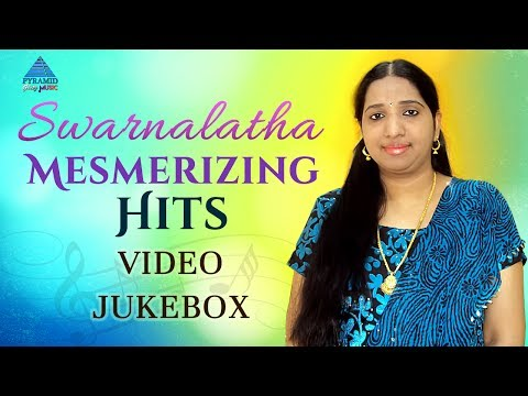 Swarnalatha Hits | Video Jukebox | Swarnalatha Mesmerizing Tamil Hit Songs | Pyramid Glitz Music