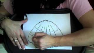 MB Letukas Drawing Lesson: Seashell