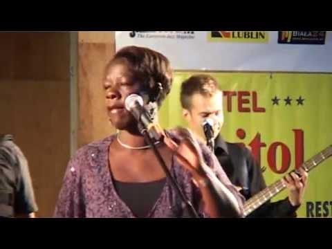 WANDA JOHNSON & THE SHRIMP CITY SLIM BAND/USA,PL/ - II Biała Blues Festival