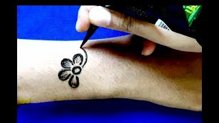 New Latest Full Arabic mehndi design 2019 | Easy stylish mehndi For ...
