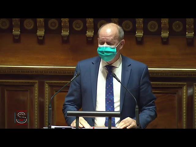 Dany WATTEBLED : Proposition de loi sur la répartition des conseillers de l'Assemblée de Guyane