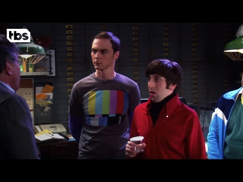Toby The Cricket   The Big Bang Theory   TBS