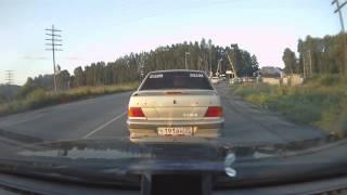 Дорога Архангельск-Вологда туда и обратно за 9 минут