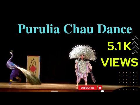 Purulia Chau Dance- Full Event | SPIC...