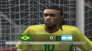 PES 5 Brazil-Argentina