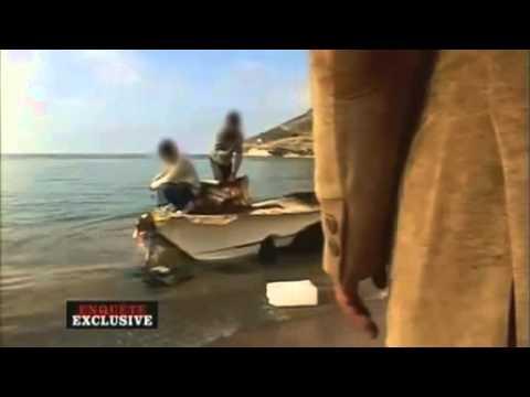 maroc - Enquête exclusive Nador - Maroc le detroit du hashich