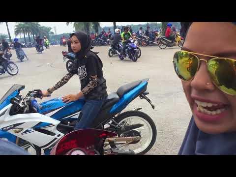 Serlahkan Kehebatan Ultramu 8.0 2017 Kawasaki kuning hayabusa Malaysia