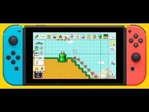 Спидраним в Super Mario Maker 2 (Denis Major)