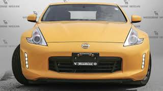 2017 Nissan 370Z Coupe - Chicane Yellow