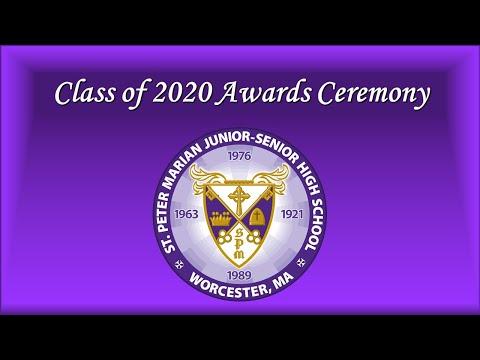 Saint Peter-Marian Class Of 2020 Awards Ceremony